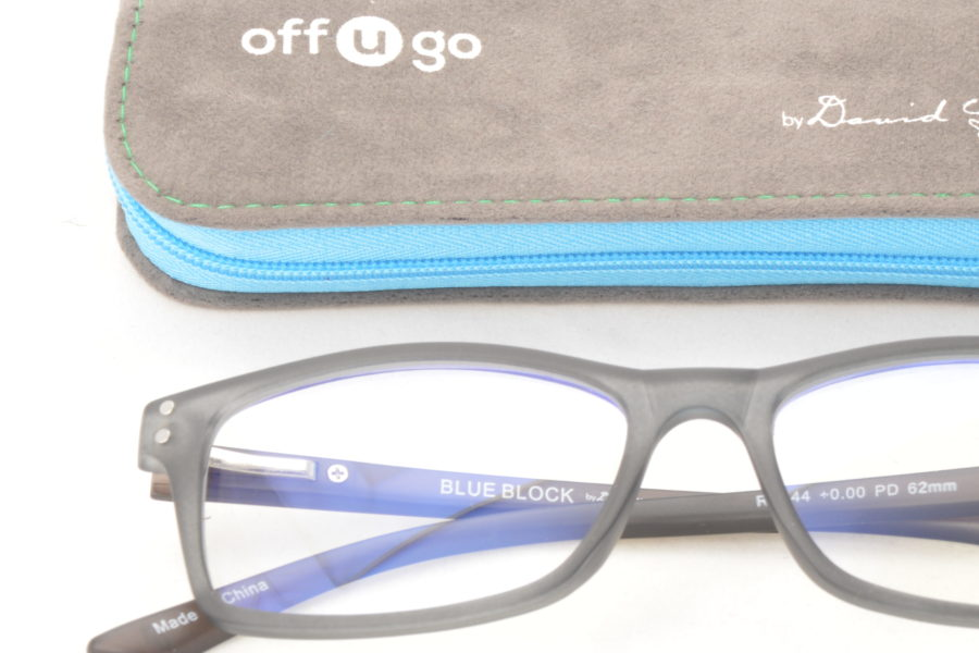 Off U go readers by David Green