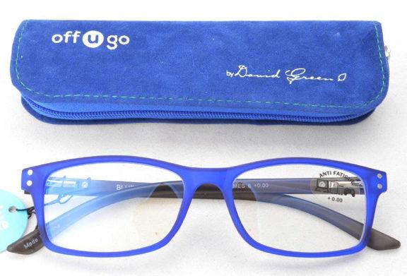 offugo JAMES Blue Block rectangle style 48-20-140