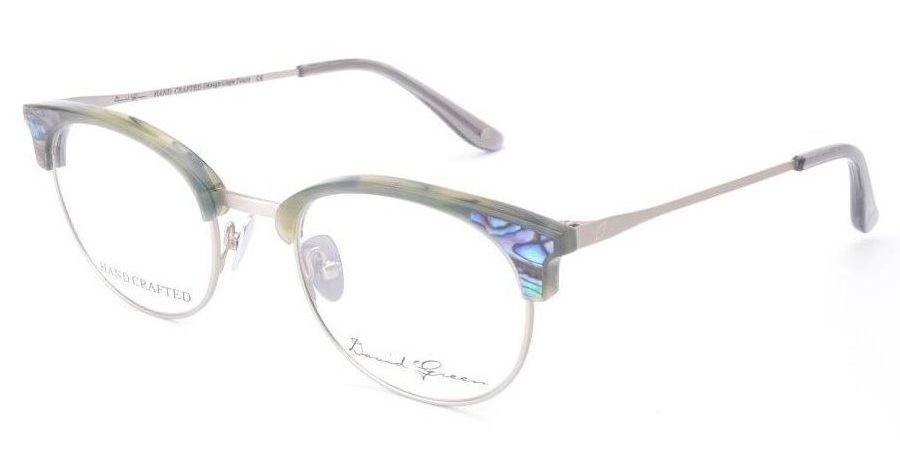 Pechora 49-21-140 Real mother of pearl set into natural cotton based acetate